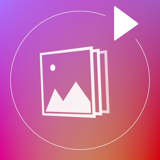 Square Slideshow - Convert Photo to Video Music
