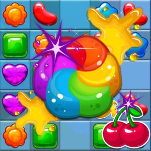 Charm Story - 3 match puzzle crush splash game
