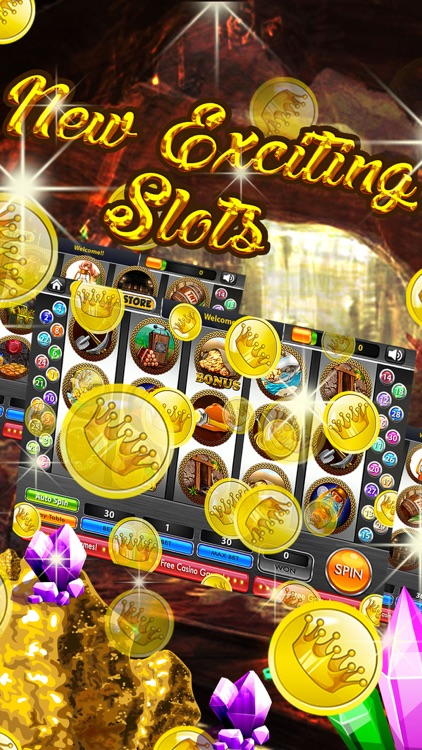 Gold Rush Slots – Vegas Wild Win Double Jackpot