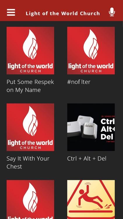 Light of the World Ministries screenshot-3