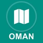 オマーン : オフラインGPSナヒケーション icon