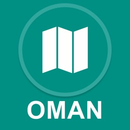 Oman : Offline GPS Navigation