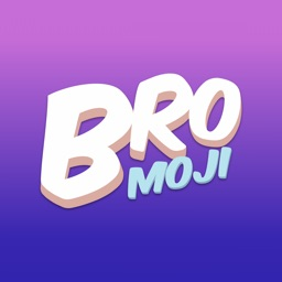 Bromoji Ultra-Bro: Sports, Jokes, Funny Lines.