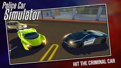 警察Car Sim Sim 2018のおすすめ画像4