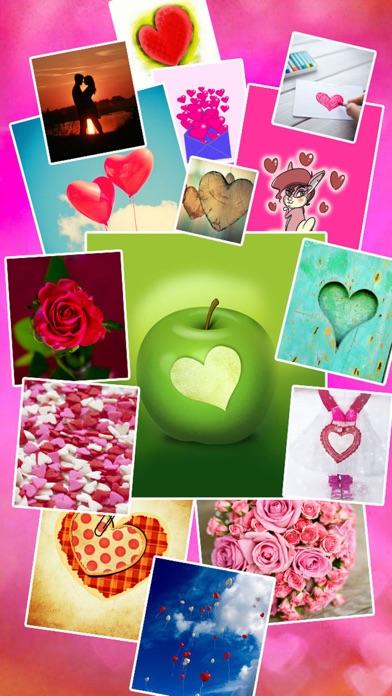Love Greetings - I LOVE YOU GREETING CARDS Creator screenshot 2
