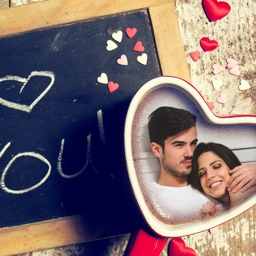 Romantic Love Photo Frames for Couples