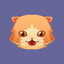 Persian Cat Stickers for iMessage
