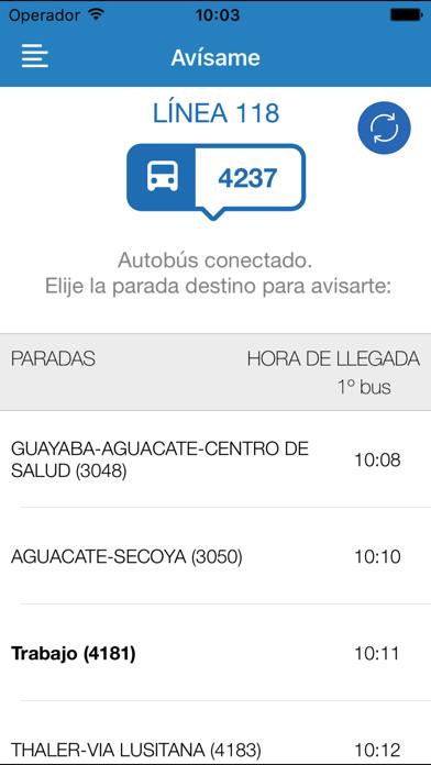 download EMT Madrid apps 4