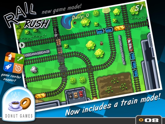 Traffic Rush для iPad