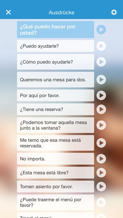 Spanisch phrasen kennenlernen