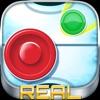 エアホッケー REAL - 2人対戦できる アーケード ゲーム