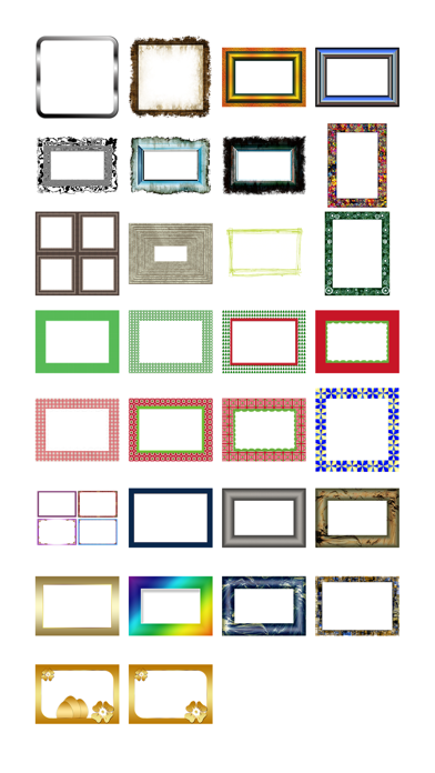 Frame Two Sticker Pack!