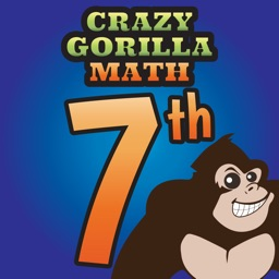 Crazy Gorilla Math School 7th Grade Curriculum