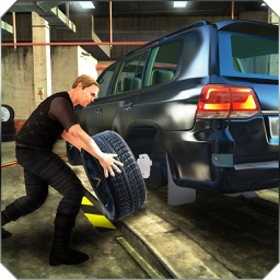 Cruiser Mechanic- Motor World Of Auto Scrap Repair