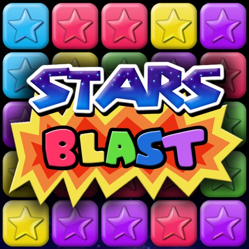 Stars Blast - Toy Block Pop Mania