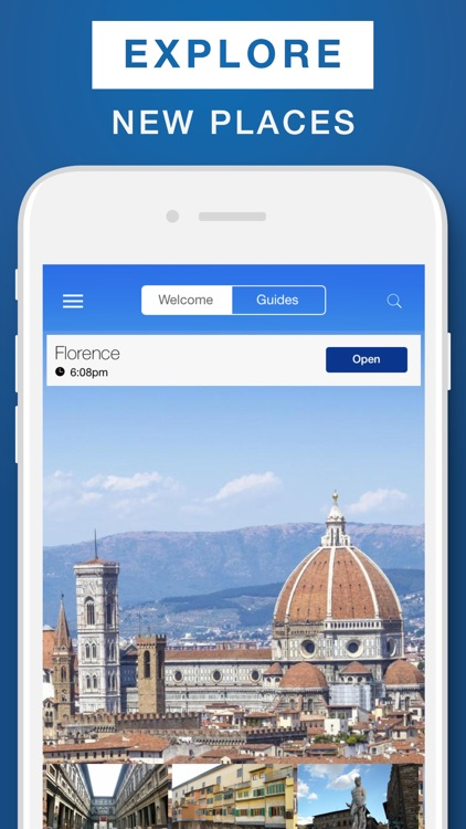 Florence - Travel Guide & Offline Map