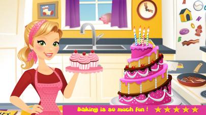 Birthday Cake Baker screenshot one