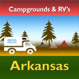 Arkansas – Camping & RV spots