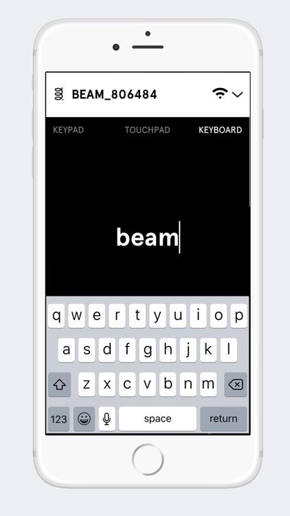 Beam Remote
