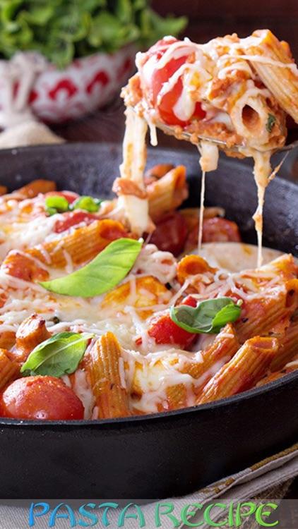 Pasta Recipes HD
