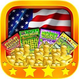 USA Lotto Scratch Tickets - Instant Lotto Scratch Off Tickets