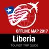 利比里亚 旅游指南+离线地图