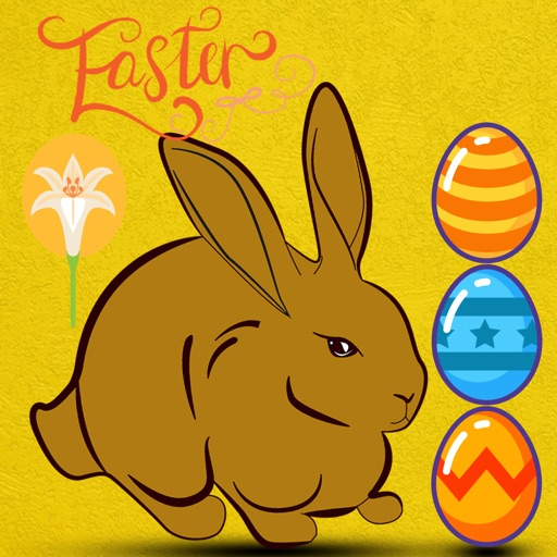 Easter Sticker - Holiday Photo Fun iOS App