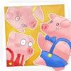 The Three Little Pigs. - iPadアプリ