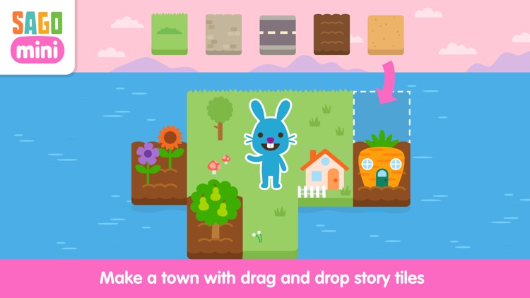 Sago Mini Town screenshot-0