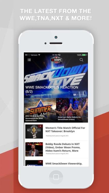 SEScoops Wrestling News