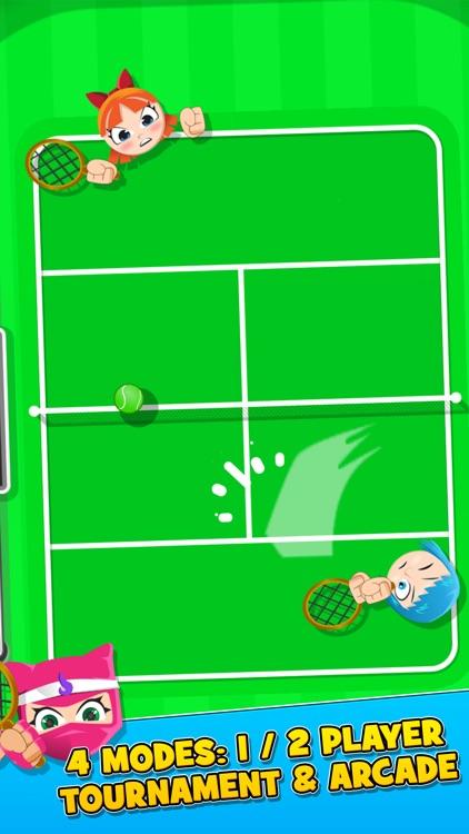 Bang Bang Tennis