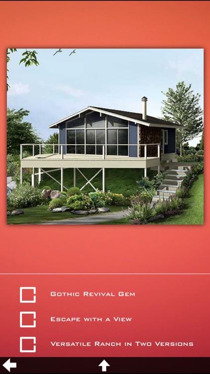 Vacation House Plans Info! screenshot-3