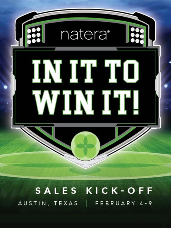 Natera Global Sales Meeting screenshot 3
