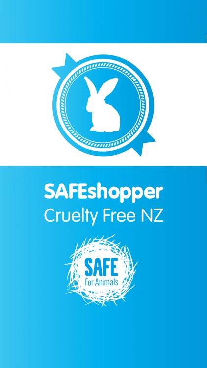 SAFEshopper Cruelty-free NZ