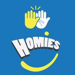 Homies - reconnais tes meilleurs amis à Neoma