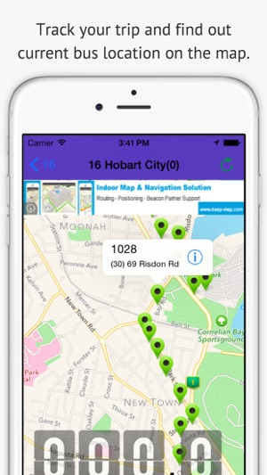 Hobart Bus on the App Store