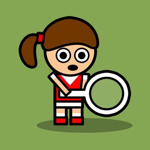 Retro Tiny Tennis icon