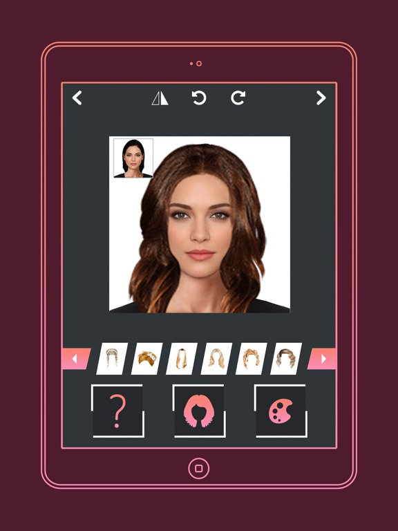 Womens Hairstyle Changer App Price Drops