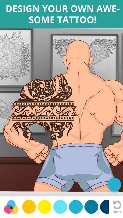 Tattoo Maker: Coloring Master