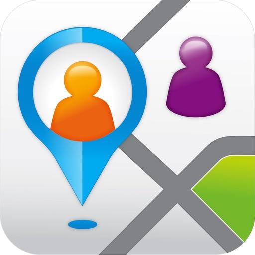AT&T FamilyMap® app logo