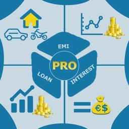 Smart EMI Calculator Pro - Loan & Finance Planner