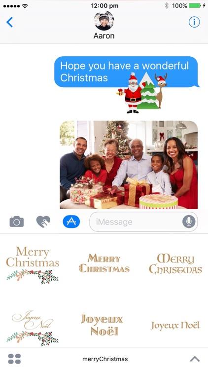 Merry Christmas Around The World screenshot-3