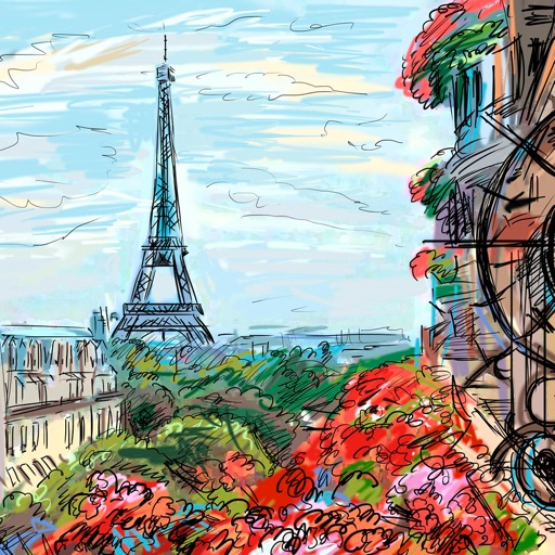 Paris 2017 — offline map and navigation!