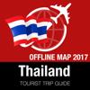 OFFLINE MAP TRIP GUIDE LTD - タイ 観光ガイド+オフラインマップ アートワーク