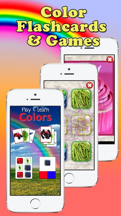 Play and Learn Colors 2 - Toddler Flashcard Game screenshot