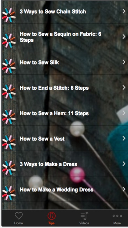 Sewing for Beginners - Learn How to Sew Easily screenshot-1
