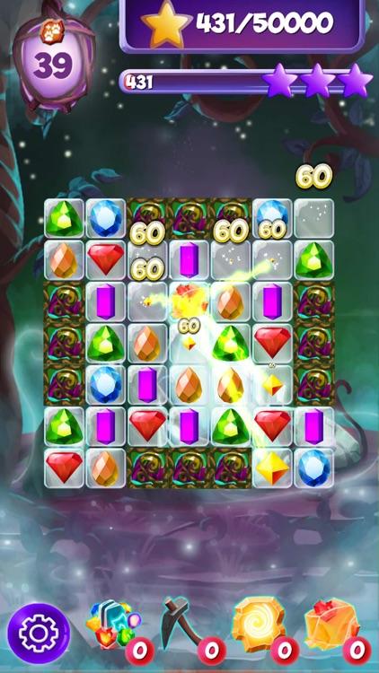 Crystal Oasis - Magic Diamond