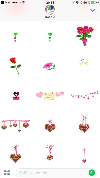 Ultimate Valentines Sticker Pack screenshot-3