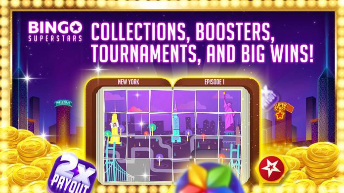 BINGO Superstars™ Screenshot