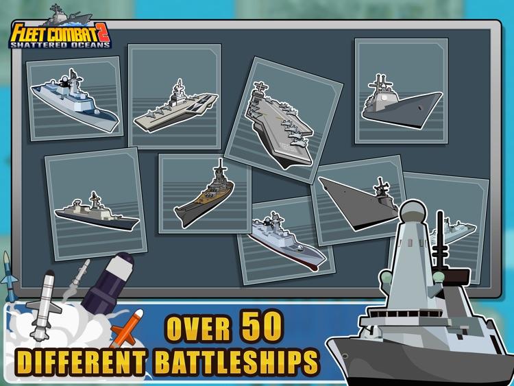 Fleet Combat 2 HD screenshot-3